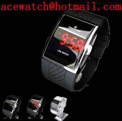 Hot sell fashion digital LED watch OEM watch new charm watch