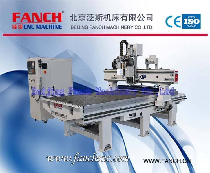 Offer Wood Drilling Machining Center Panel Production Line