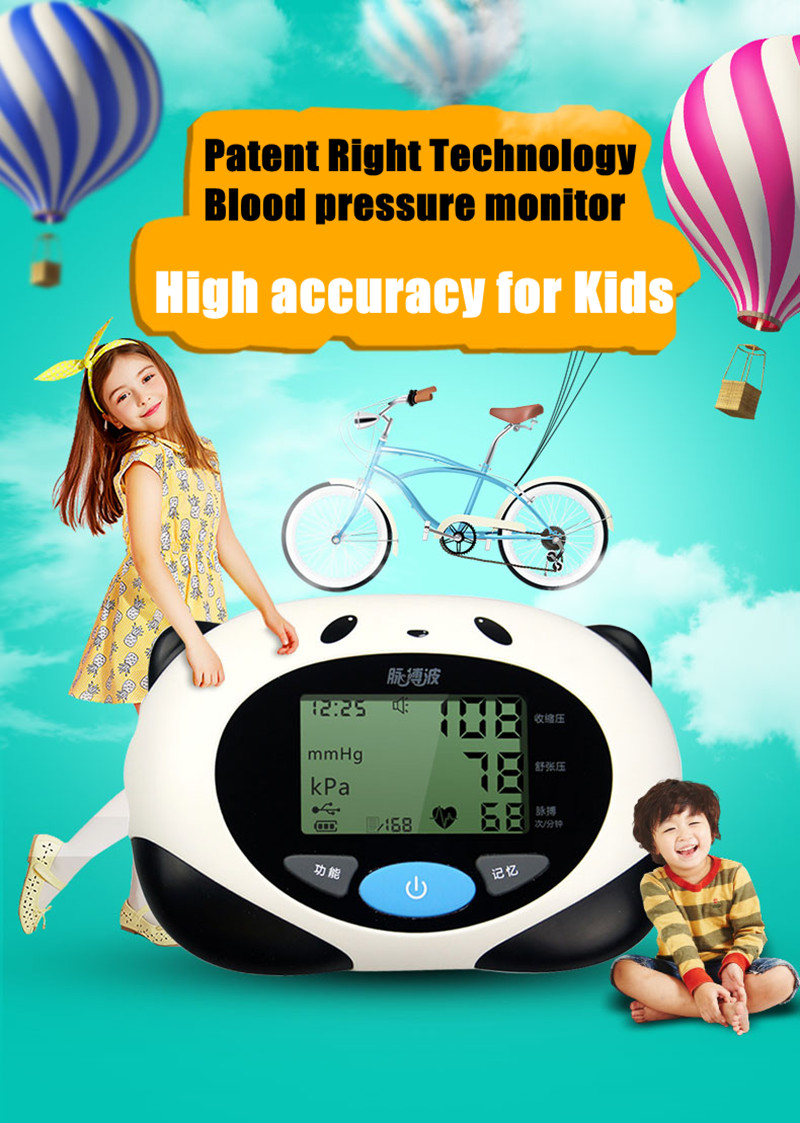 Medical Device Accurately Checking high quality digital wrist blood pressure monitor