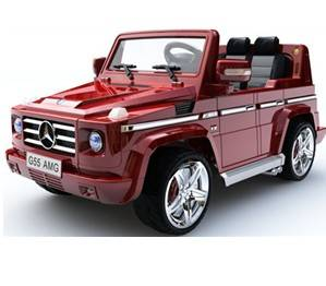 RC ride on car Benz Licensed car for kids children BJG55