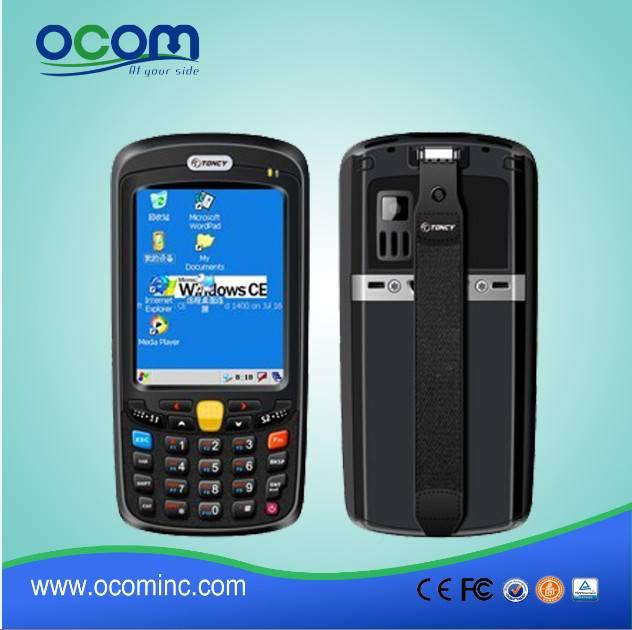 OCBS-DOO8: supply touch screen handheld industrial pda barcode scanner