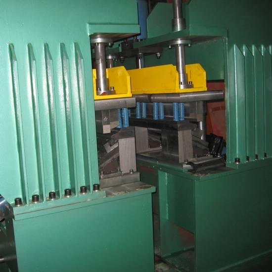 refrigerator thermoforming machine