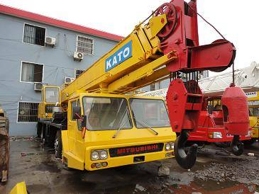 used kato crane used cranes for sale in low price