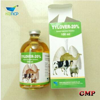 tylosin tartrate injection 20%