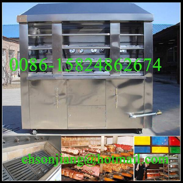 Best Quality and Hot Selling BBQ Brazilian Churrascos Grill Machine