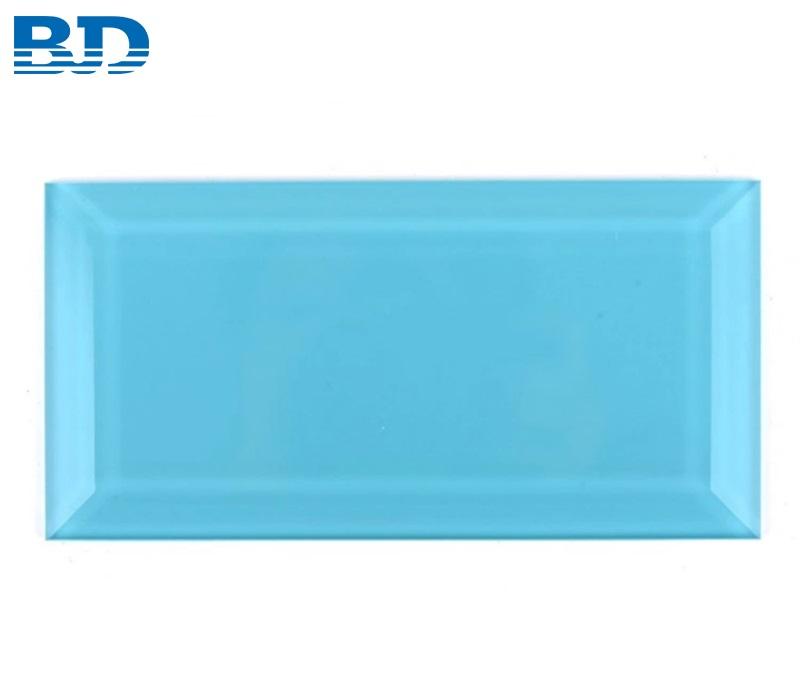 Bevel Glass Tile 100X200MM