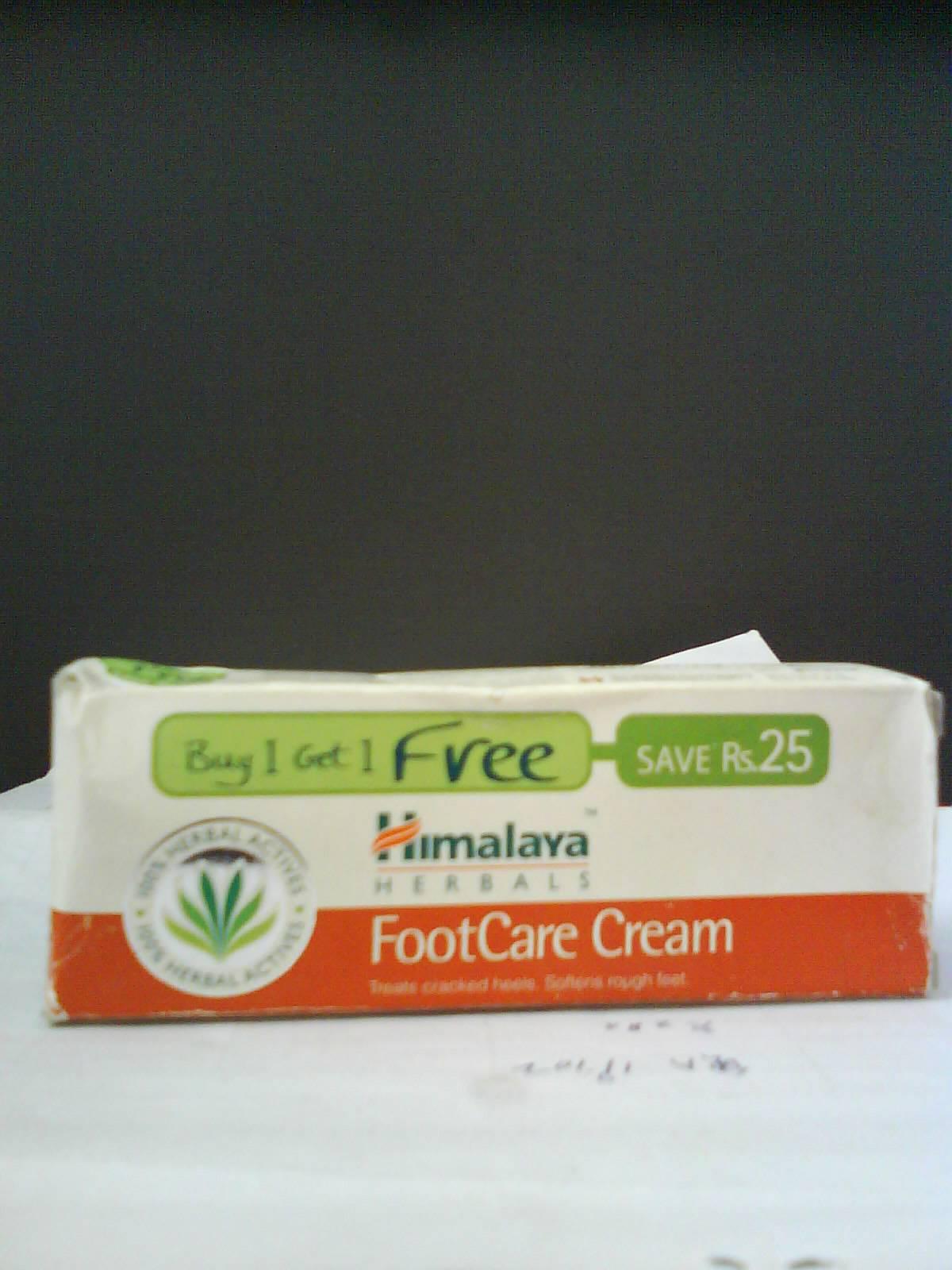 footcare cream