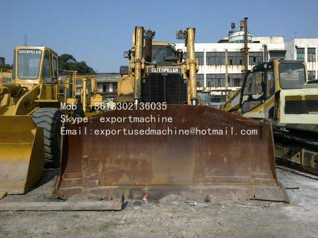 used catD8R bulldozer for sale in good condition