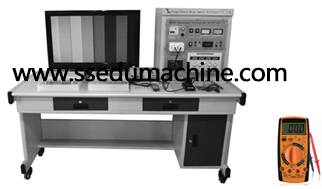 LCD Color TV Educational Equipment Home Appliance Training Equipment