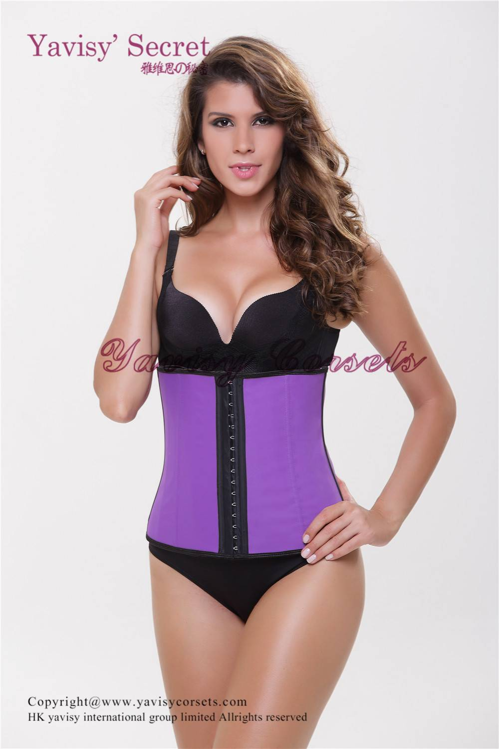 Wholesale slimming body shaper / Neoprene waist corsets