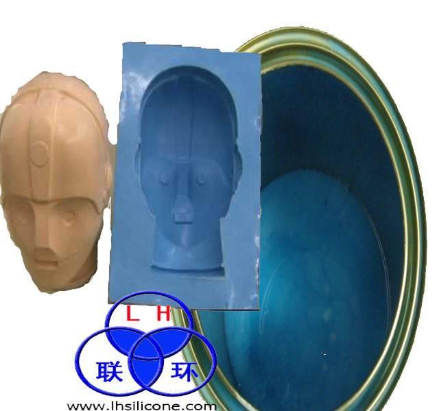 Silicone rubber RTV for CONCRETE MOLD VENEER CASTLE STONE RUBBER MOLD