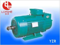 YZR Series Three-Phase Lifting And Metallurgy Purpose Induction Motor