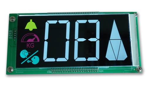 Can be customized all kinds of pen type VA LCD screen