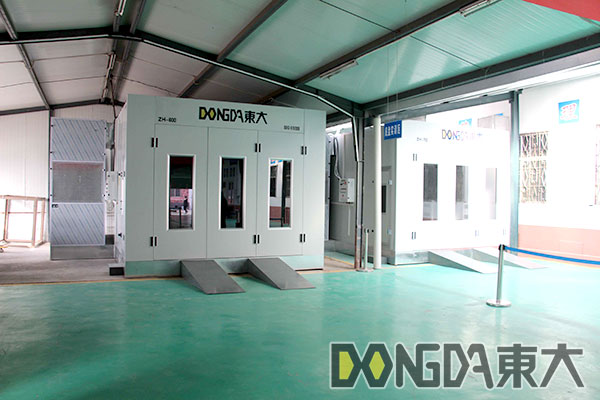 Paint booth from CHINA DD-SX