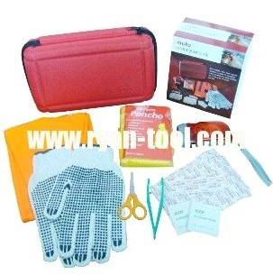 Essential Road Safety Kit with Carry Case , item# 1041