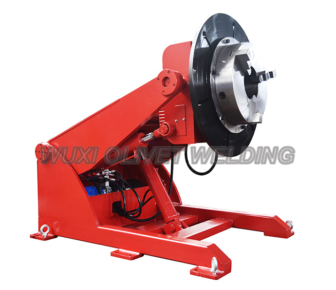 Hydraulic Welding Positioner - HYD Series