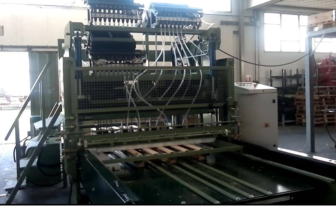 Machine and lines to production for wooden packing,pallets