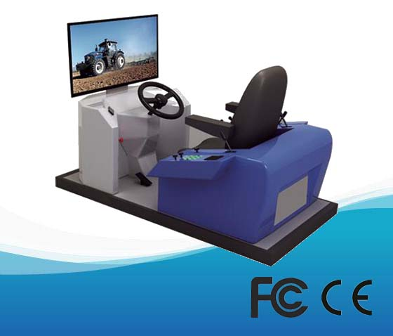 Tractor Training Simulator