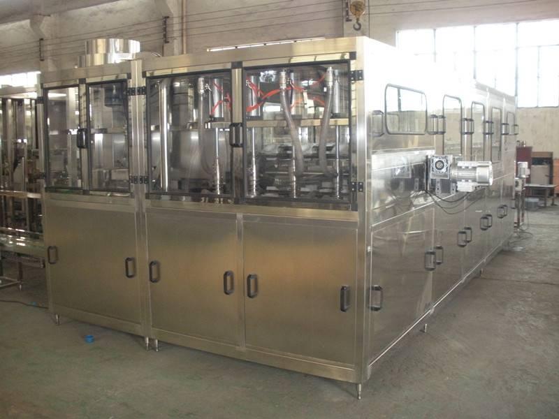 Automatic 5 Gallon Barrel Water Filling Machine (QGF-SERIES)