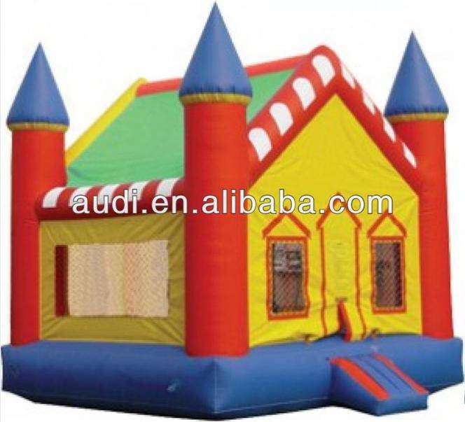 Commercial inflatable bouncer,bounce house,inflatable castle for kids
