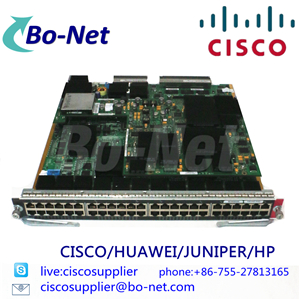 CISCO WS-X6748-GE-TX network switches Cisco select partner BO-NET