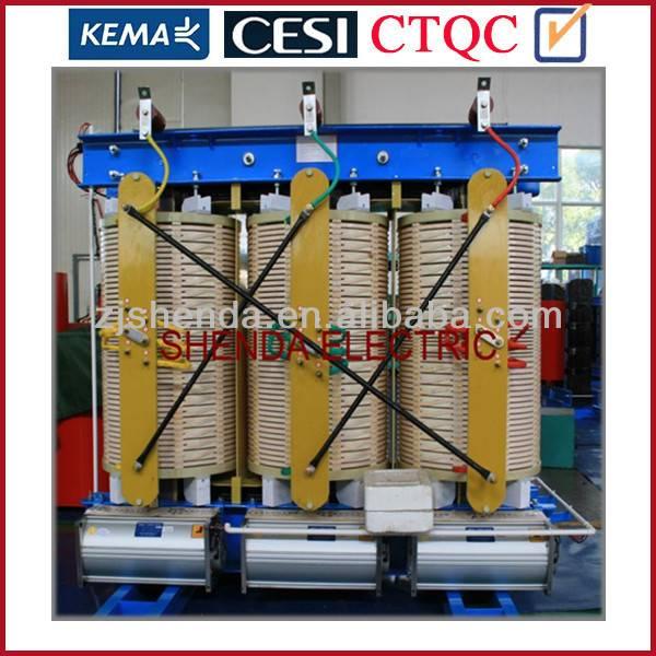 1250KVA SC(B) Type cast-resin Dry-type Transformer