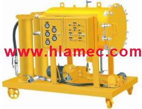 Diesel Fuel Oil Filter Machine