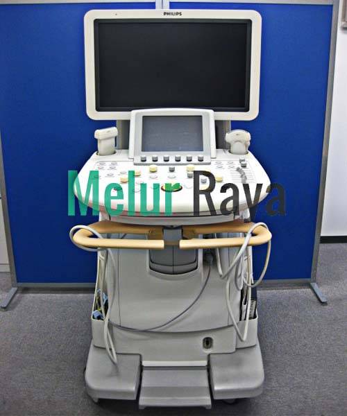 Philips iU22 Ultrasound set complete system
