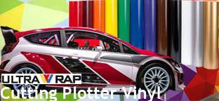Ultrawrap plotter cutting vinyl