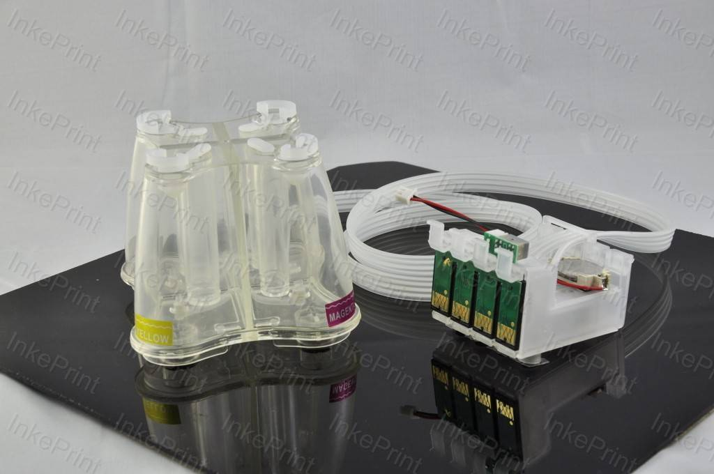 Tx420 CISS (Continuous Ink Supply System) for Epson