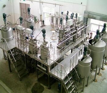 Food Fermentation Antibiotic Fermentation Organic Acid Fermentation Tank
