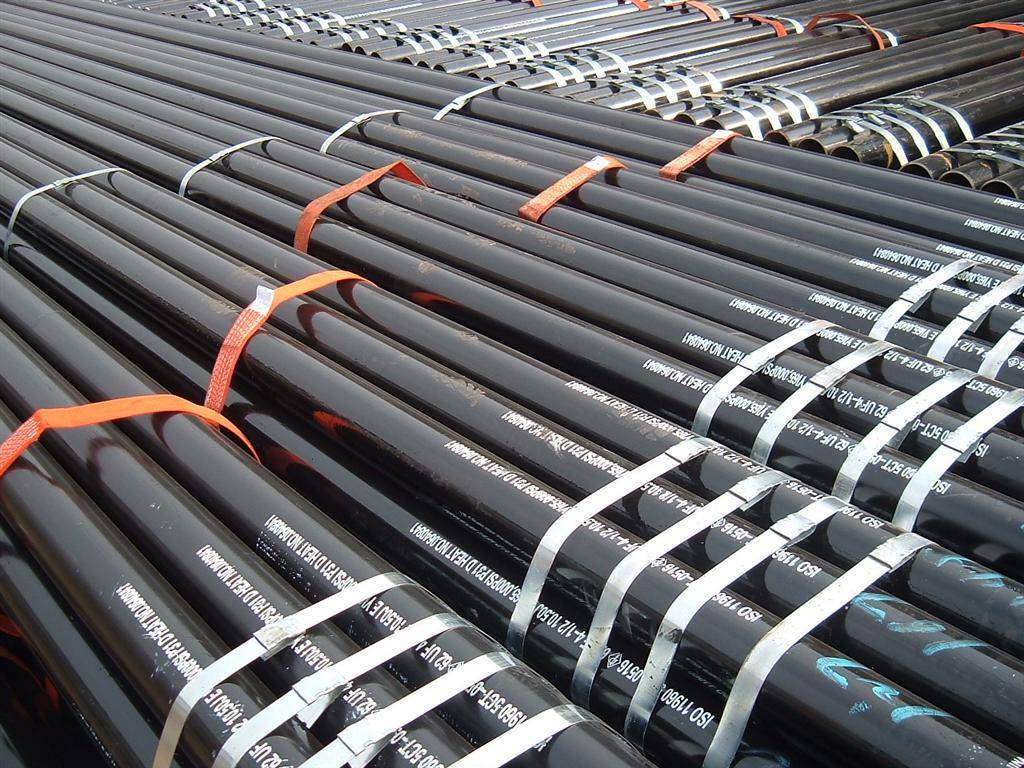 Seamless Carbon Steel Pipe Promotion