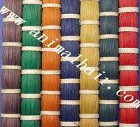 Mongolia Colorful Horse Tail