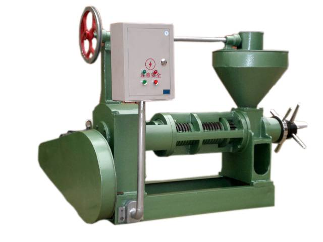 6YL-100D oil press