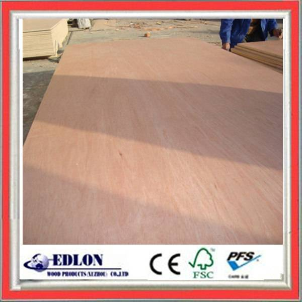 Commercial plywood, Congo okoume plywood
