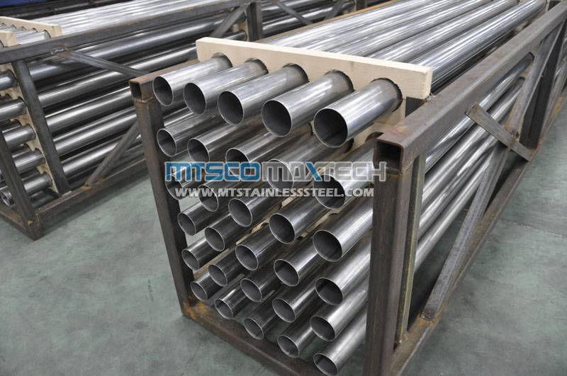 ASTM A249 STAINLESS STEEL PIPE CONDENSER