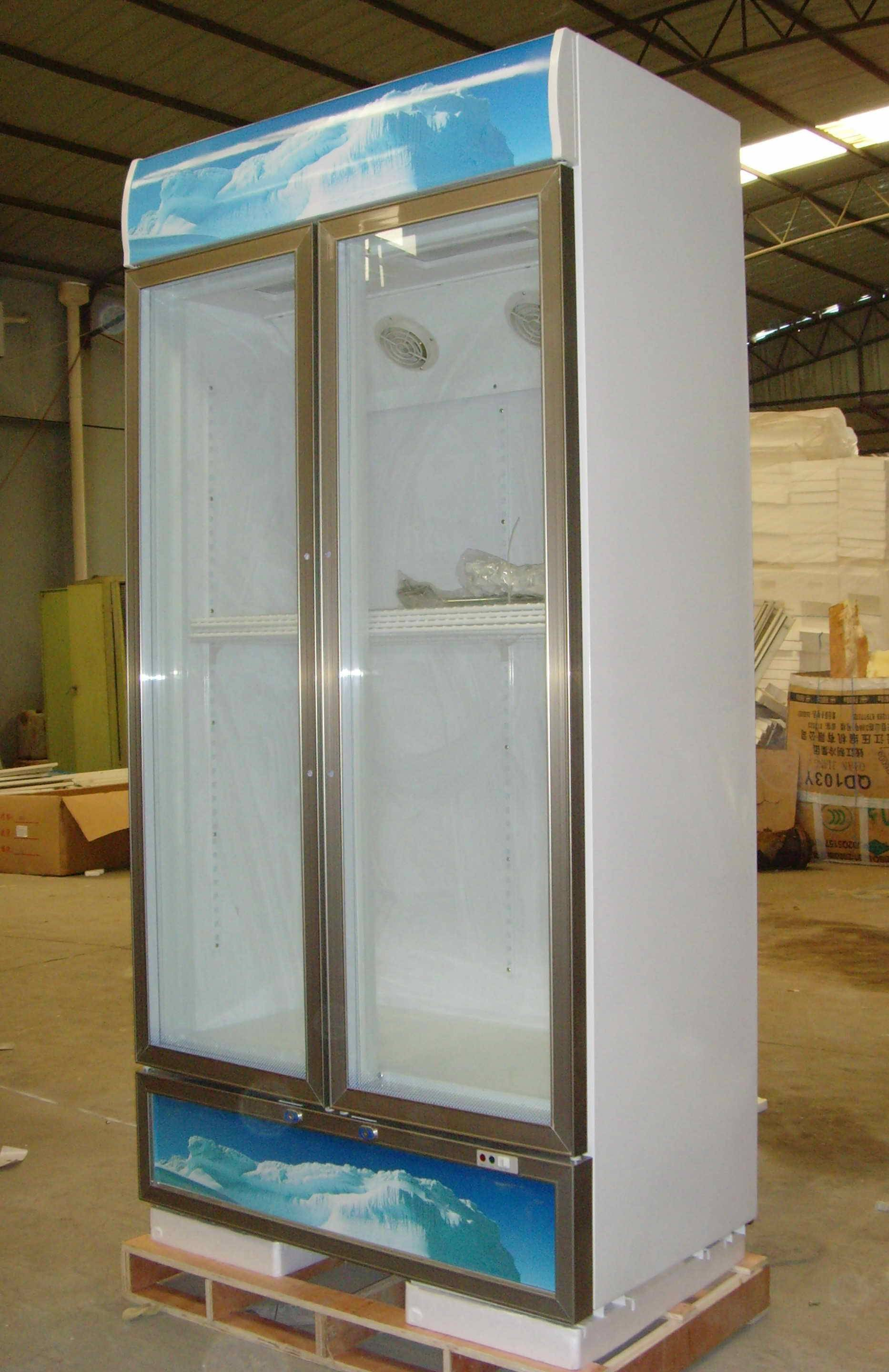 upright cooler-two/three/four door series