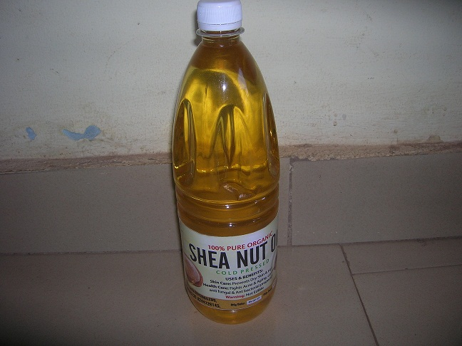 sheabutter oil