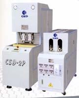 Semi-automatic & fully-automatic PET bottle Blow Machine