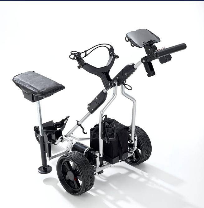 The unique design golf buggy