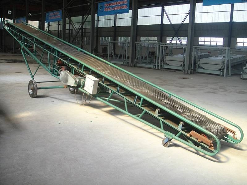 DY PORTABLE BELT CONVEYOR
