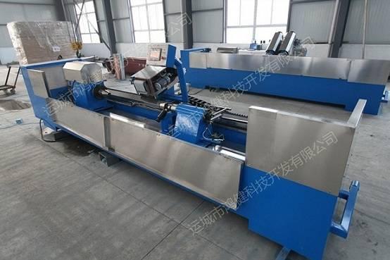 chrome polishing machine
