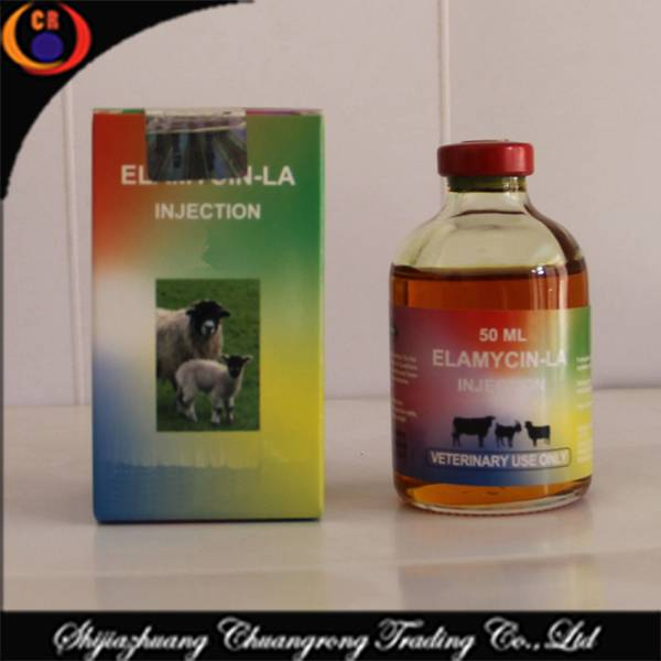 oxytetracycline injection 5% 10% 20% for animal use