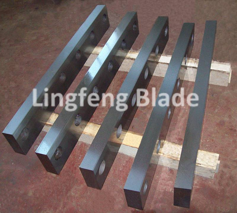 hot rolled steel plate shear blade