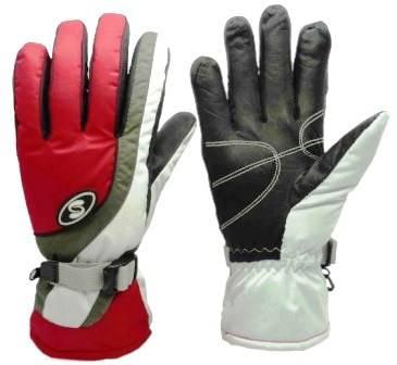 winter ski Goretex thinsulate aquabloc gloves