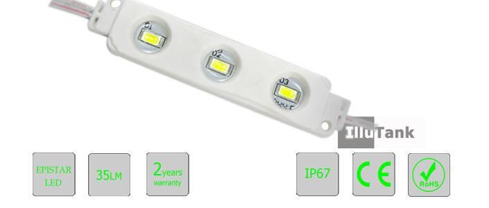Super bright SMD5630 LED light module