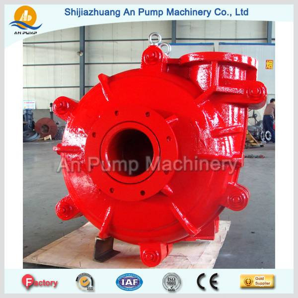 slurry pump for Coal washery
