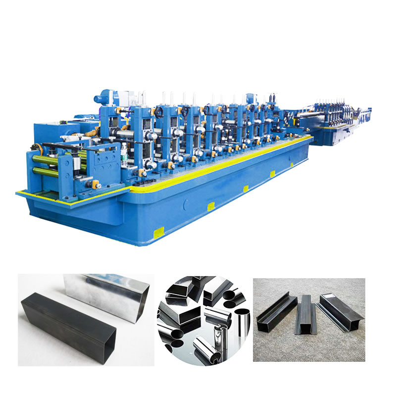pipe roll forming machine stainless steel pipe making machine Tube Square Pipe Mill Making Machine