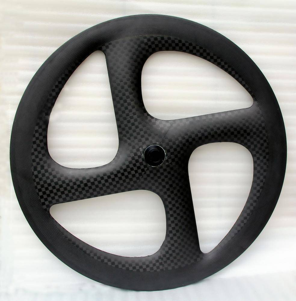 carbon fiber bicycle wheel
