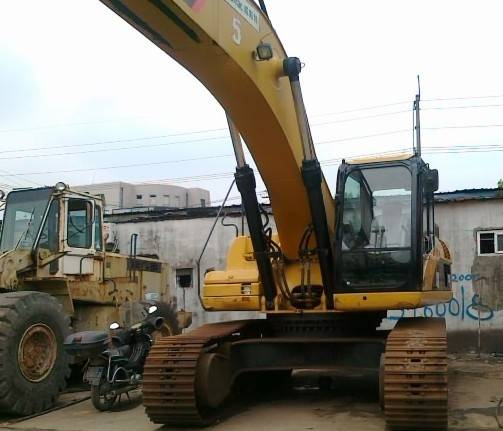 CAT336D excavator construction machine supplier